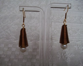 S - 255 Artisan earrings