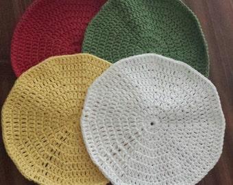 Crocheted Dish Cloths/Wash Cloths