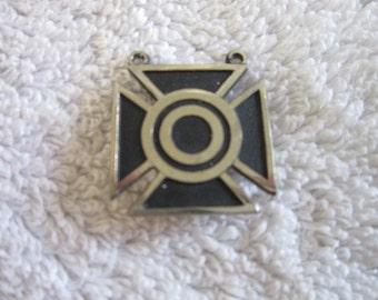 U S Military Marksman Pin Medal