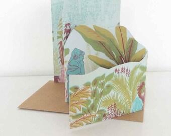 Botanic Plants Card