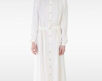 SALES -70% Crepe silk dress