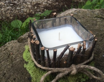 Nature Soywax Candle