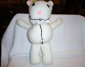 Binoo Inspired Doll