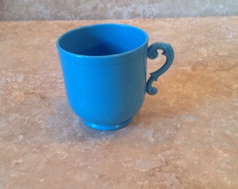 Child size plastic mug
