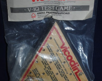 Vicodin IQ Test