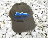 OnTheMtn Hat - Dark Olive Green