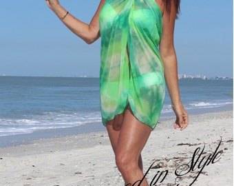 7 Way Beach Wrap made in Naples, Florida