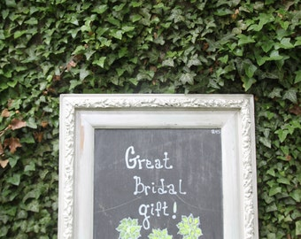 Antique Framed Chalkboards