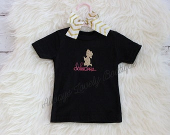 Lil Cowgirl Praying Toddler T-shirt