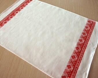 Towel Zhaleika Linen Flax Cotton Home Textile Kitchen Decor Fabric