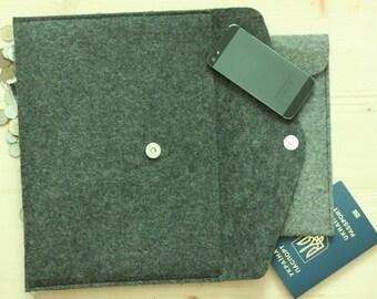 Felt Case - folder (A4) Model 1