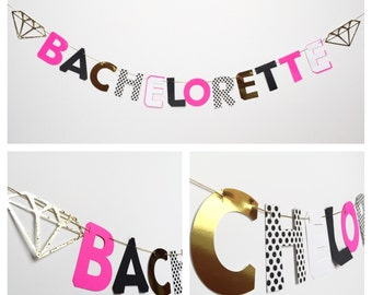 Bachelorette Party. Bridal Shower. Wedding. Engagement Party. Bride. Last Fling Before the ring. 1 Banner