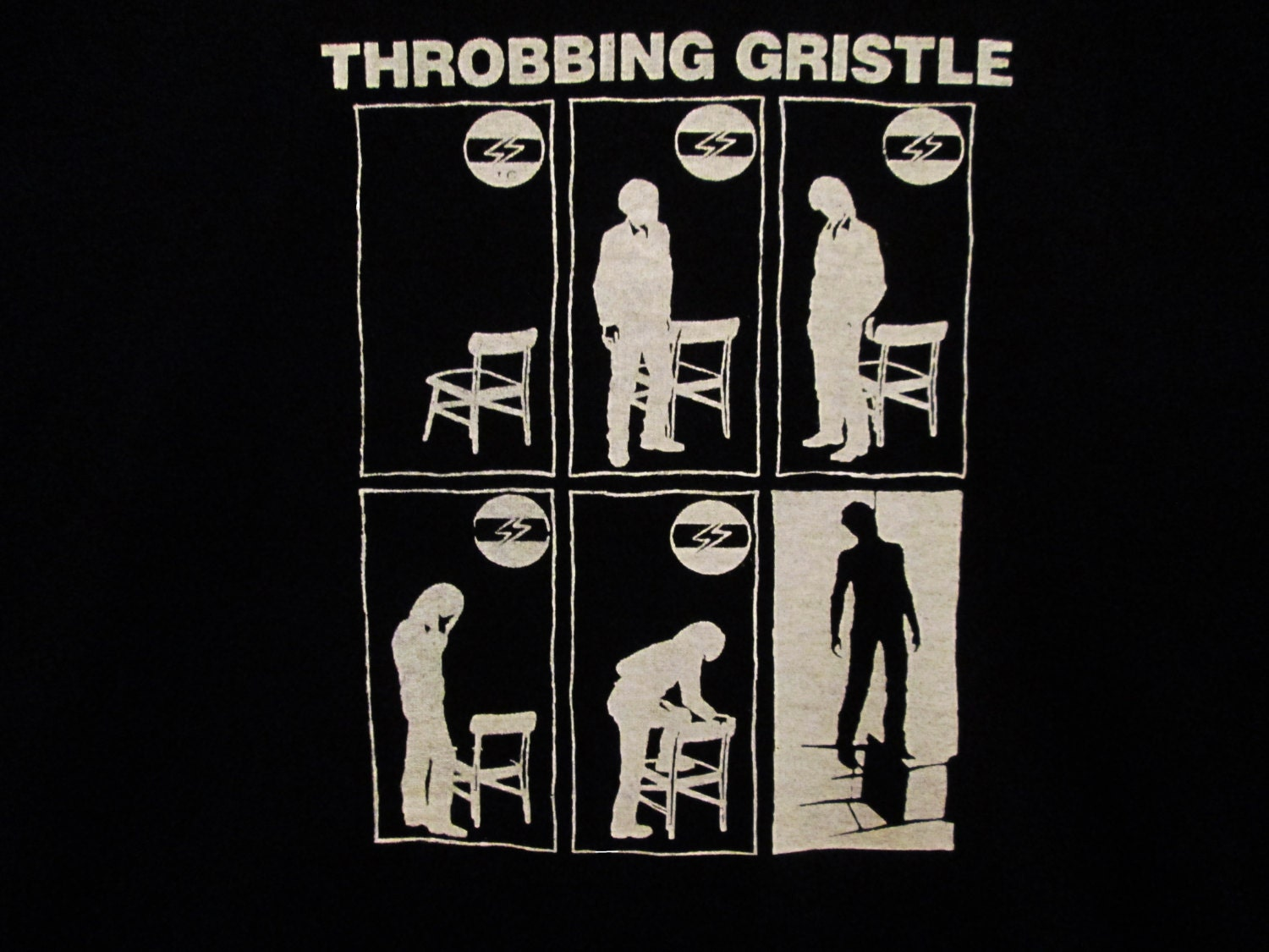 Throbbing Gristle - At Oundle Public School