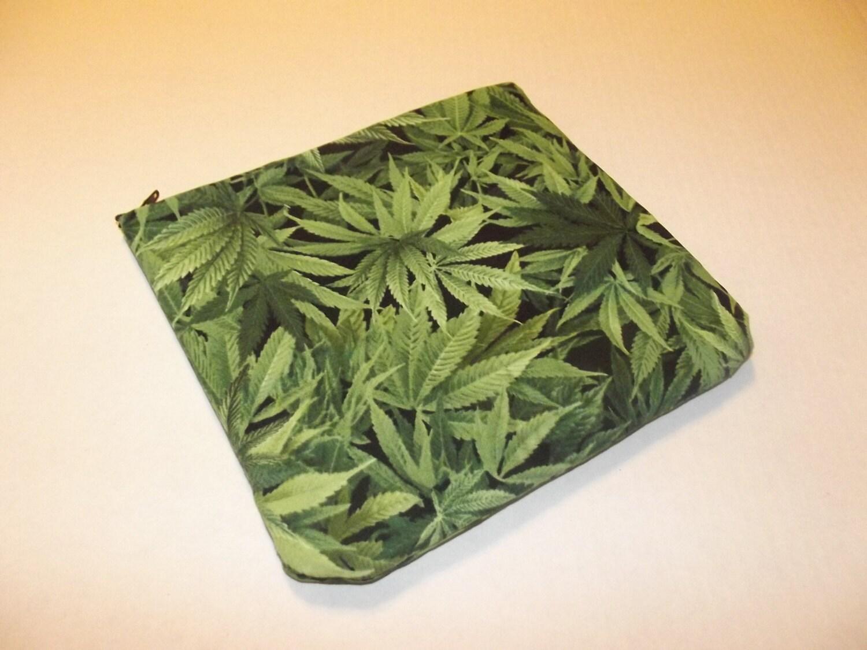 marijuana make up cosmetic tobacco bag