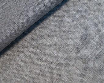New pure linen flax fabric burlap decorative eco organic material