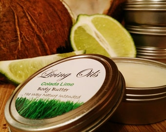 Colada Lime Body Butter