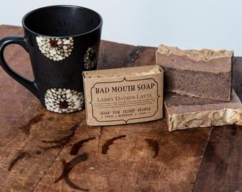 Larry David's Latte Soap