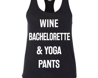 Bachelorette Tank