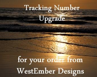 Tracking Number Upgrade