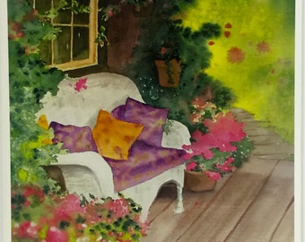 Lazy Afternoon Giclee