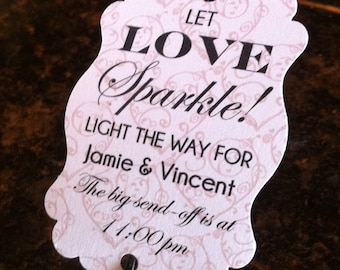 Sparkler Cards - Sets of 50