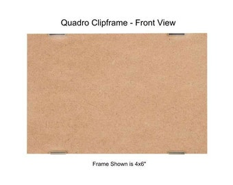 4x6 inch Clip Frames
