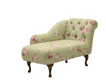 The English Rose Chaise Longue