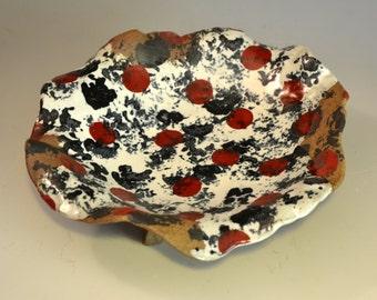 Qi - glazed ceramic bowl