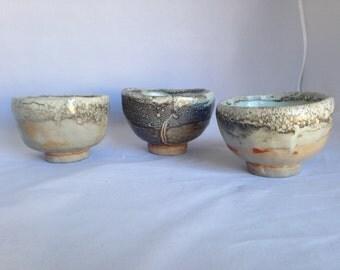 Decorative Hand built ceramic bowl (Not functional)