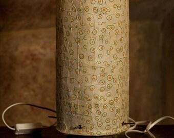 "Paper lamp ""Dots - II"""