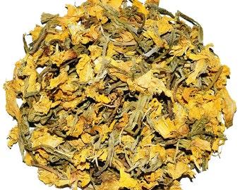 Evening Primrose Tea - Decaffeinated - Chinese Tea - Herbal Tea - Flower Tea - Tea - Loose Tea - Loose Leaf Tea - FREE Shipping