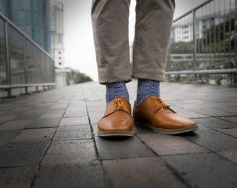 Freshly Pressed Socks - Taro
