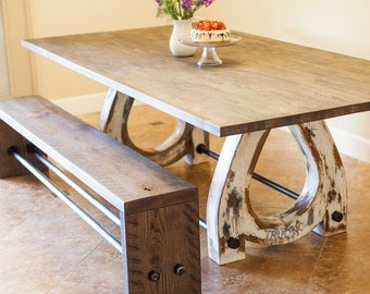 Truong Rustic Dining Table