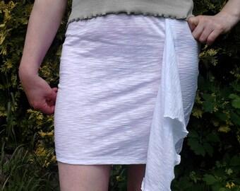Organic cotton, cotton skirt, eco friendly, organic clothing, Bio Baumwolle, Bio Kleidung, Rock aus Baumwolle, Baumwollrock