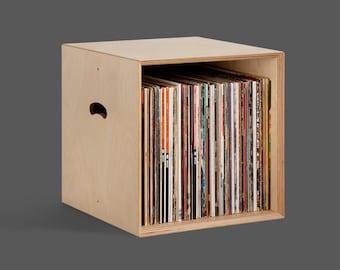 Modular system in plywood door vinyl