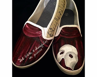 phantom of the opera shoes