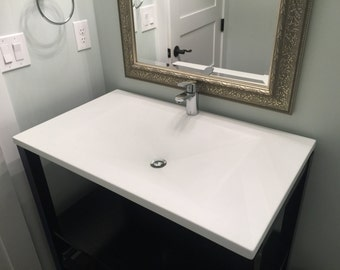 Concrete Vanity Top