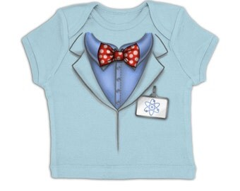 Professor Costume baby t-shirt