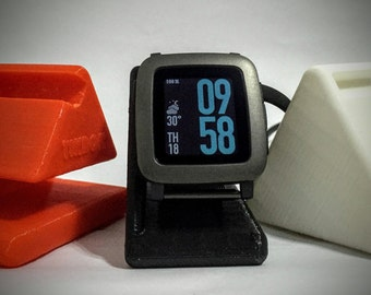 TikDok - Best Charging Dock for Pebble Time and Pebble Time Steel