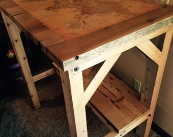 Standing Desk On Etsy A Global Handmade And Vintage