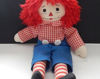 Vintage Raggedy Andy