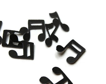 Music Note Confetti, Paper Confetti, Music Confetti, Note Confetti, Music Notes, Table Confetti, Baby Shower Confetti, Birthday Confetti