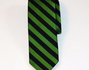 Slim Striped Tie