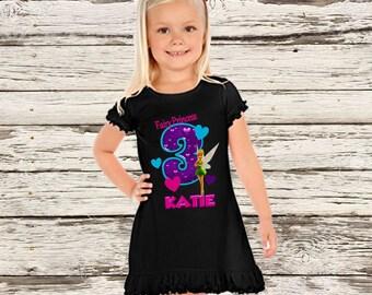 Tinkerbell Dress - Tinkerbell Birthday Dress