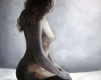 In the Light Original Painting - Sale