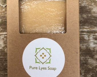 Pure Lyes Coconut Dream Soap