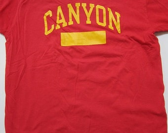 CANYON Vintage T - Double Sided