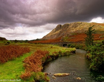 Buckbarrow, UK Lake District