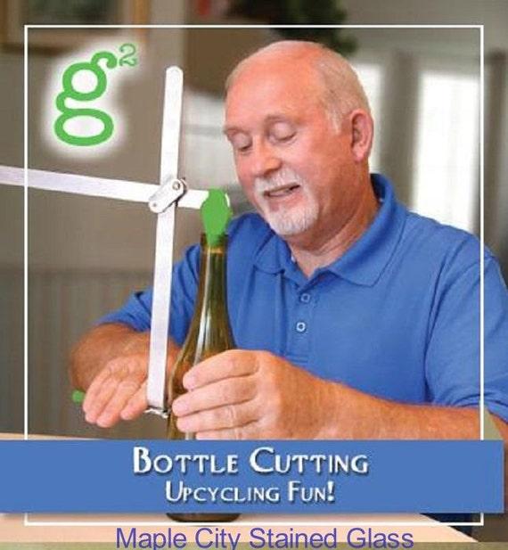 Diamond tech g2 generation green bottle cutter recycles for Generation green bottle cutter