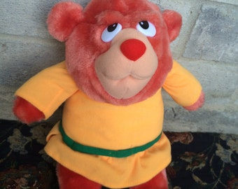 1985 Disney's Gruffy Gummi Bear